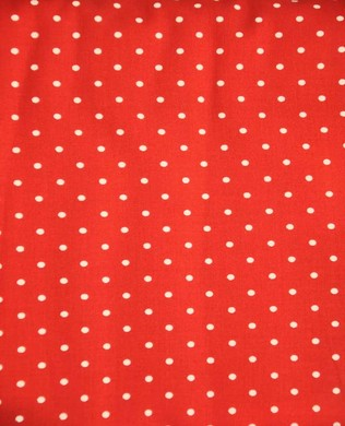 8195 88 Dots Red