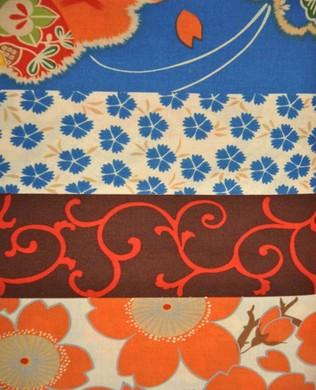 82060 22 Floral Blue