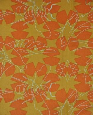 8446 O Flourish Orange