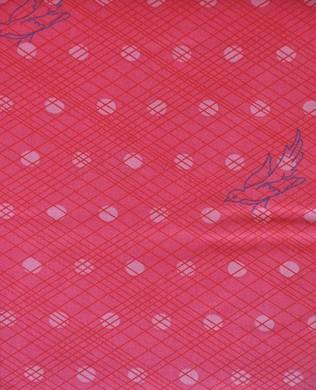 8447 E Woven Pink