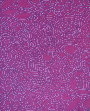 8450 E Stitches Purple