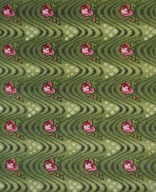 8524 EG Sound Wave Olive