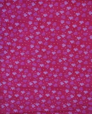 86 Leaf Dot Pink