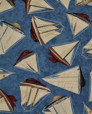 93088412 Blue Ship Toss