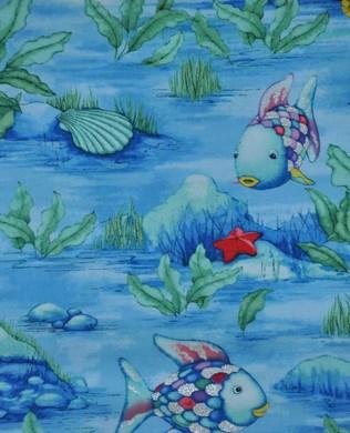 9749 0719 Rainbow Fish Seascape