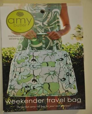 AB Weekender Travel Bag