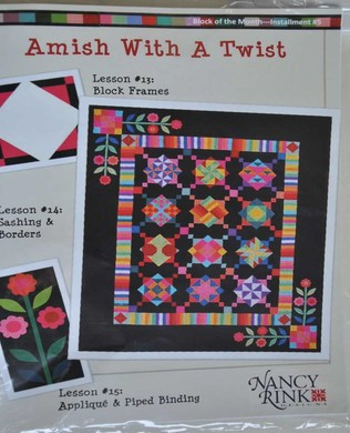 Amish with a Twist 1 Kit