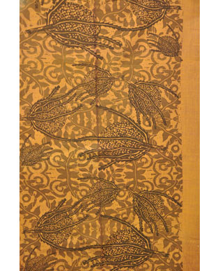 Banksia on Copper