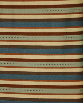 C3125 Pirate Stripes Brown