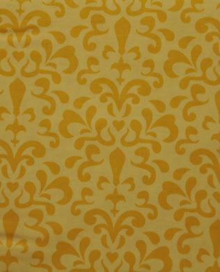 C3343 Damask Yellow