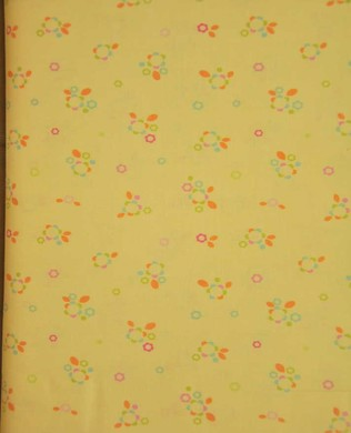 C3736 Simple Flower Yellow