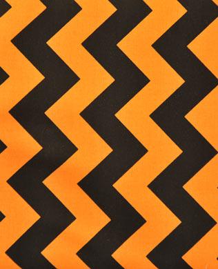 C38002 Med Orange Black