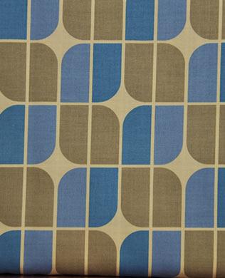C52001 Mirrah Leaf Blue