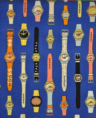 C52503 Watches Blue