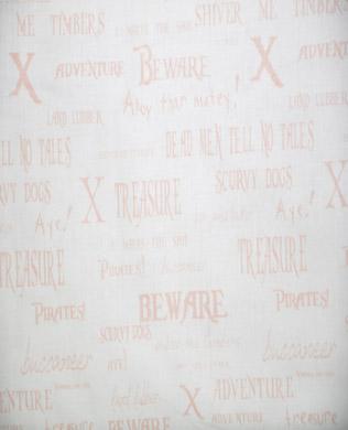D675712 Adventure Text Cream