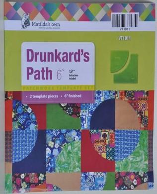 Drunkards Path 6inch