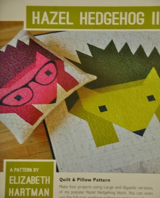 EH Hazel Hedgehog II