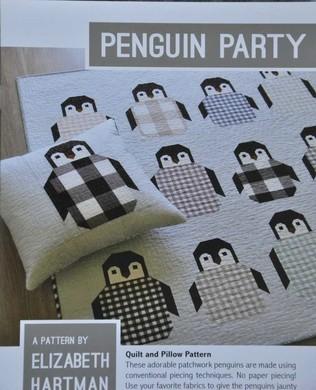 EH Penguin Party