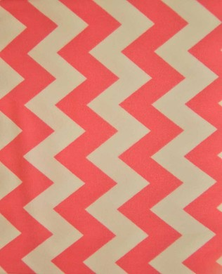 F32070 Chevron Hot Pink