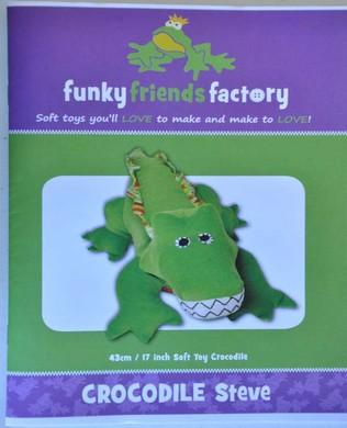 FFF Crocodile Steve