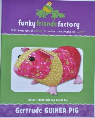 FFF Gertrude Guinea Pig