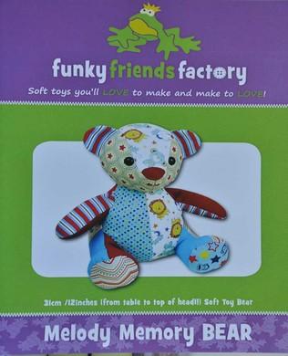 FFF Melody Memory Bear