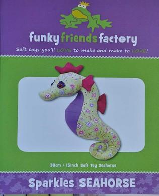 FFF Sparkles Seahorse