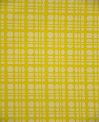 HB58 Dot Weave Lemon