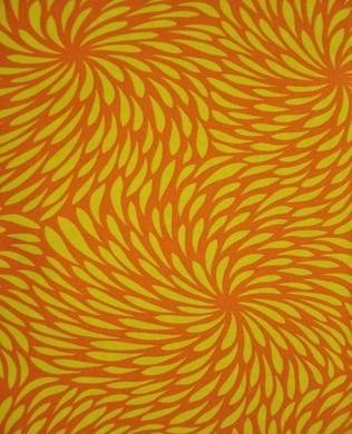 Js060 Orange Dahila