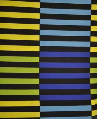 Js062 Cornflower Colour Bars