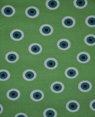 JS084 Triple Dot Turquoise