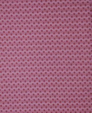 K0127-39 Dot Stripe Rose Wine