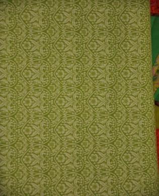 K307582 Floral Green Spades