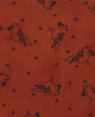 M106520 Birds Orange