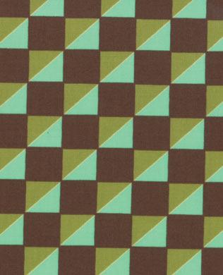 M3284713 Green Bias Squares