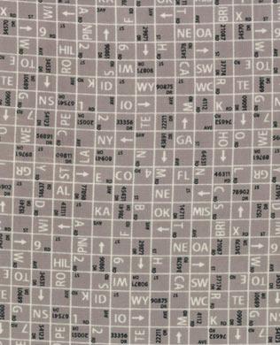M552416 Crosswords Grey
