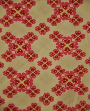 Nw042 Cream Floral