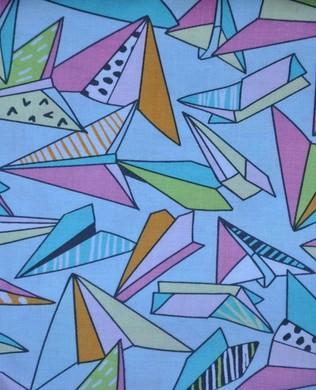 Paper Planes Blue