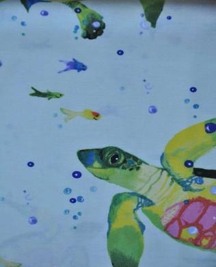 Sea Turtle Green