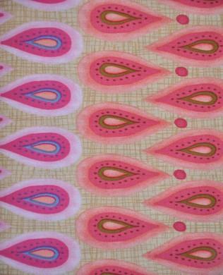 SN006 Pink Paisley