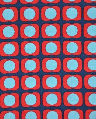 SN016 Navy Dots