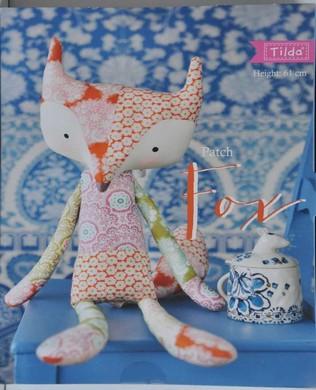 T Colourful Fox