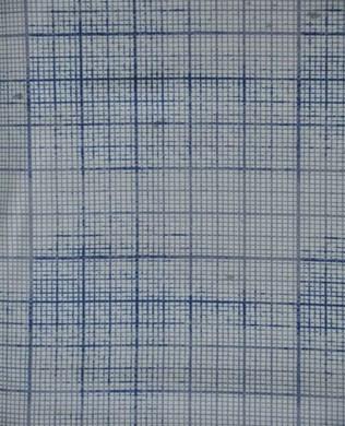 TH042 Graph Blue