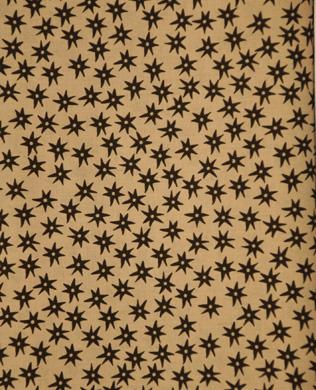 TL30524 11 Small Caramel Stars