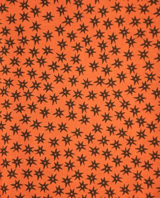 TL30524 40 Small Orange Stars