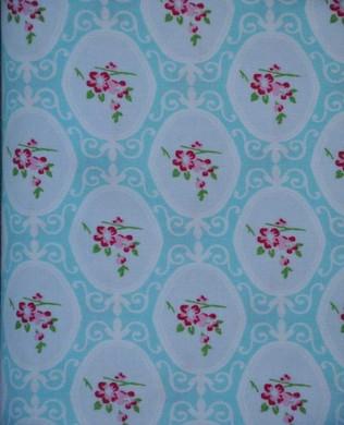 TW146 Blue Cherry Blossom