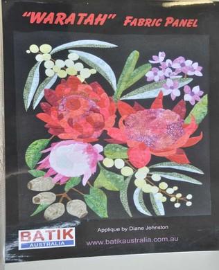 Waratah Fabric Panel Kit