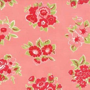 55188 13 Coral Floral