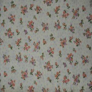61206 2 Purple Floral