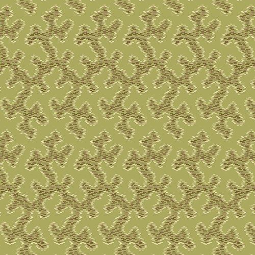 7971 Green Trapunto
